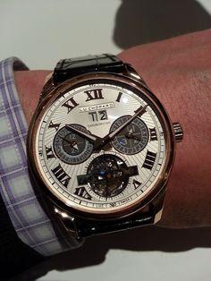 Chopard LUC Perpetual T Wrist Shot