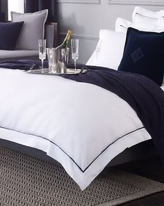Ralph lauren home on pinterest ralph lauren home - Housse de couette ralph lauren ...