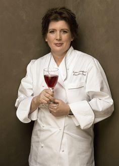 Chef Lynn Crawford--awesome!