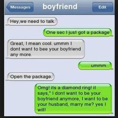 [Humor]funny texts to girlfriend - Funny Texts Cute Couples Texts, Cute Texts, Epic Texts, Drunk Texts, Text Jokes, Funny Text Fails, Funny Shit, Funny Jokes, Hilarious Texts