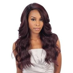 - Lace deep invisible L part - Hand-tied lace - Curling iron safe up to 400F - Color shown: OP99J