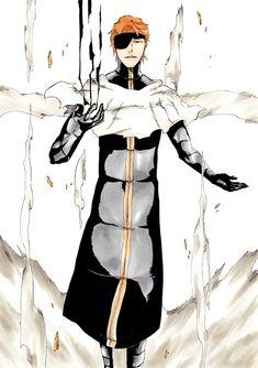 Aizen #Bleach Bleach Drawing, Manga Bleach, Bleach Fanart, Bleach Characters, Anime Characters, Batman Comics, Anime Comics, Kawaii Chibi, Kawaii Anime