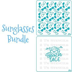 Entire stencil measures x Actual Design is Will fit on a or larger cookie Cake Decorating Supplies, Stencils, Sunglasses, Words, Design, Shades, Wayfarer Sunglasses, Stenciling, Horse