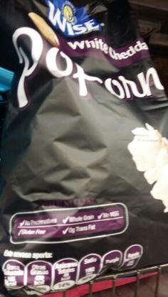 #leanwashing Son palomitas con gluten, pero en realidad las palomitas no tienen