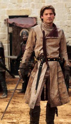 Jaime Lannister   Community Post: 17 Fictional Men Who Make Long Coats Sexy