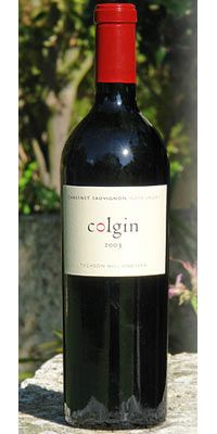 Cabernet Sauvignon - Colgin, Tychson Hill Vineyard 2003   II   Napa