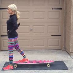 Skateboard Workout!  double tap & tag your partner  perform 12 reps each exercise for a total of 5 sets!