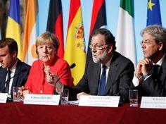 La cumbre antiterrorista de París convoca reuniones antiterroristas en Madrid