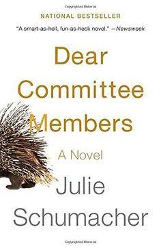Dear Committee Members Reprint
