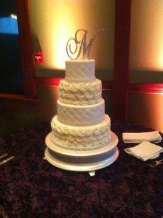 Monogram Wedding Cake Topper Crystal Initial Any Letter A B C D E F G H I J K L M N O P Q R S T U V W X Y Z by EnchantingMoment on Etsy https://www.etsy.com/listing/122099672/monogram-wedding-cake-topper-crystal