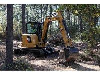 Mini excavator CAT 305E - Miniexcavatoare CAT - Bergerat Monnoyeur Romania. Solicita Oferta! Mini Excavator, Heavy Equipment, Caterpillar, Tractors, Construction, Trains, Plant, Vehicles, Cars