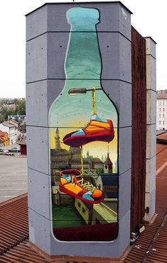 Fat Heat, street art,