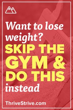 Losing weight doesn't mean you have to exercise. What you do in the kitchen is more important than what you do in the gym. Here is how to lose weight without exercising.