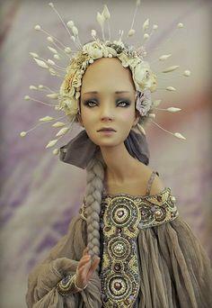 Irina Goryunova (Ирина Горюнова) (art doll)
