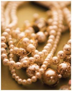 Every girl needs her pearls