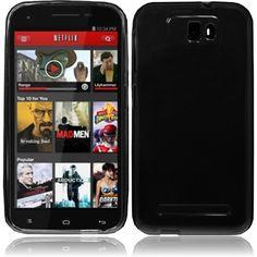 Insten Colorful TPU Rubber Gel Skin Cover Phone Case Cover for BLU Studio 5.5 SAH JR 5.5 #1859977