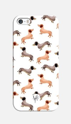 weenie dog iPhone case | Casetify