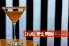 Caramel apple martini recipe from oh, sweet joy! parts organic apple juice or apple cider 1 part dutch caramel vodka ((we use van gogh)) Carmel Apple Martini, Caramel Vodka, Caramel Apples, Apple Caramel, Martini Party, Party Drinks, Fun Drinks, Yummy Drinks, Beverages