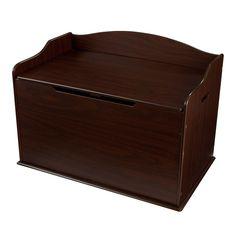 Kidkraft Wooden Toy Box Kids Storage Bench Chest Organizer Bedroom Bins Unit