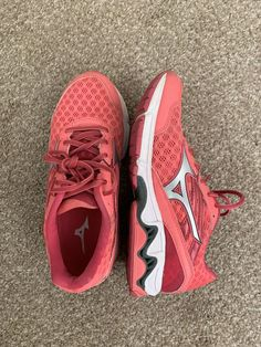 mizuno womens volleyball shoes size 8 x 1 jersey foot resultat