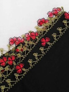 This Pin was discovered by NAL Crochet Unique, Needle Lace, Tatting, Needlework, Diy And Crafts, Embroidery, Beautiful, Jewelry, Accessories