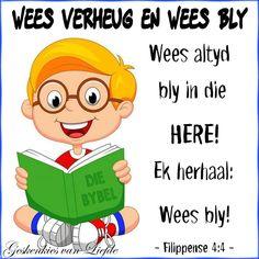 Afrikaans Language, Bible Crafts, Classroom Management, Sunday School, Homeschool, Ideas, Projects, Afrikaans, Homeschooling