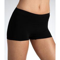 Hanro Touch Feeling Boyshort ($48) ❤ liked on Polyvore featuring intimates, panties, boy leg, panty, women, seamless boyshorts, boy shorts panties, panties boyshorts, seamless panty and boy shorts lingerie