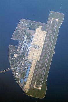 Chūbu Centrair International Airport, via Flickr.