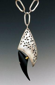 Necklace | Janine DeCresenzo.