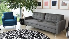 The Monty 3 Seater Sofa is on trend, modern and stylish. With 30% off, what are you waiting for?! #blog #offer