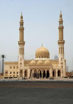 Grand Mosque of dubai, Dubai, Ali AlMazyood
