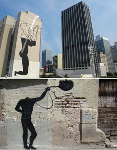 Marvelous Muralist Makes Giant-Sized Street Art Illusions