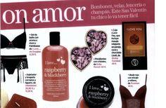 """La revista In Touch recomienda nuestro pack """"I love You"""" para este San Valentín!!"""