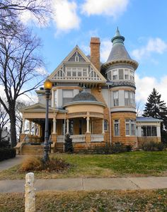 The Grand Anne Bed and Breakfast, Keokuk, Iowa