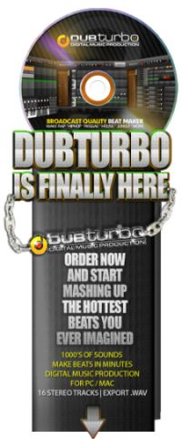 http://wanelo.com/p/3586480/dubturbo-beat-maker-software-make-pro-rap-hiphop-house-techno-beats-fast-easy-1000-s-of-samples-16-tracks-pads-keys-fx-mix-master-export-studio-quality-all-in-one - http://www.dubturbos.com DubTurbo Hip Hop Beat Maker Software finally a DJ app made by a DJ for DJ's. …when I say that not just any beat maker can make you sound like a DJ superstar straight outta the box…