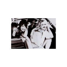 Reunion delle Hole, la band di Courtney Love, ai Magazzini Generali il... ❤ liked on Polyvore