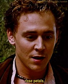 'If it's gonna be our first… I mean your first time, then… it should be something special' Gif-set (by tomhiddleston-gifs.tumblr): http://maryxglz.tumblr.com/post/160886665737/frenchfrostpudding-tomhiddleston-gifs-if