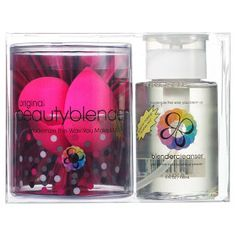 beautyblender - two original beautyblenders® & liquid blendercleanser®