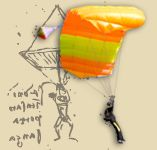 Sebastien Lenormand vs Leonardo da Vinci. Who invented the parachute? Find out: http://www.da-vinci-inventions.com/parachute.aspx