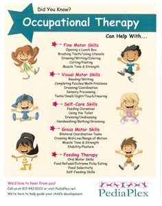 Check out how OT can help your child! There are so many life skills we can help with! therapy What is Occupational Therapy? What Is Occupational Therapy, Occupational Therapy Assistant, Occupational Therapy Activities, Sensory Therapy, Physical Therapy, Physical Activities, Physical Education, Self Help Skills, Coping Skills