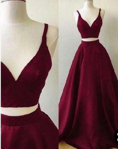 Prom Dress 2018 Evening Dress 2017 in 2020 Stunning Prom Dresses, Classy Prom Dresses, Prom Dresses Two Piece, Prom Dresses 2018, Grad Dresses, Ball Dresses, Evening Dresses, Formal Dresses, 15 Anos Dresses