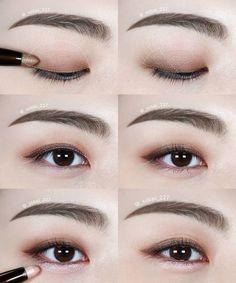แต่งดวงตาสวยเป็นประกาย แบบนี้ สวยเริ่ดจริงๆ จ้า