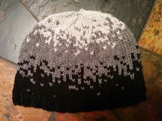 Stochastic knitting