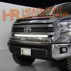 Toyota Tundra 14-16 Stealth Mount LED Light Bar Kit