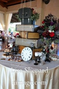 1000 Images About Steampunk Wedding Decor On Pinterest