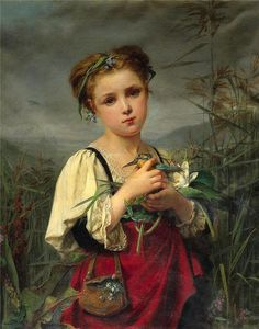 View The little nurse by Félicie Fournier Schneider on artnet. Browse upcoming and past auction lots by Félicie Fournier Schneider. Classic Paintings, Old Paintings, Beautiful Paintings, Les Beatles, Pre Raphaelite, Victorian Art, Old Master, Pictures To Paint, Painting For Kids