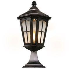 Exteriérové stojanové svietidlá Lighting, Home Decor, Lights, Interior Design, Home Interiors, Lightning, Decoration Home, Interior Decorating, Home Improvement