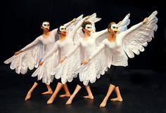 Bird Mask - Leather White Heron Mask - Beak - Egret Mask - Halloween Costume - Swan Mask - Bird Costume - Swan - Pelican - Animal Mask