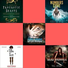 Young Adult Audiobook Giveaway