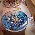 Work in progress. #worktable #beautifulthings #smallart #smallbusiness #handmadejewellery #makersofinstagram #nimanoma #delicate #perfectgift by nimanoma